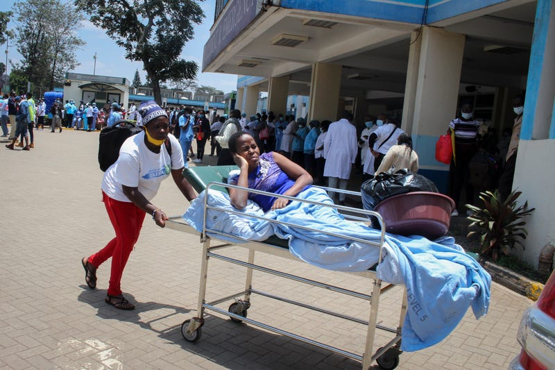 Kenya Hospital Strike