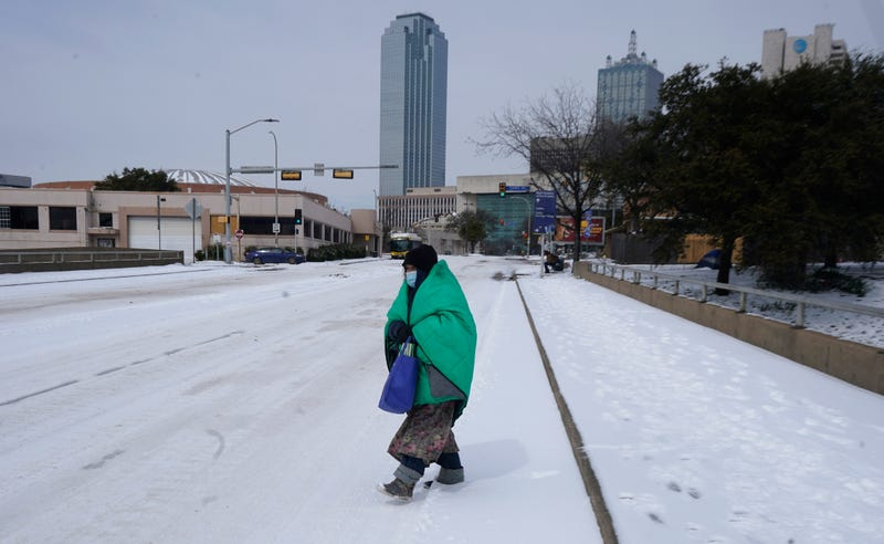 Winter Weather Texas Deepfreeze