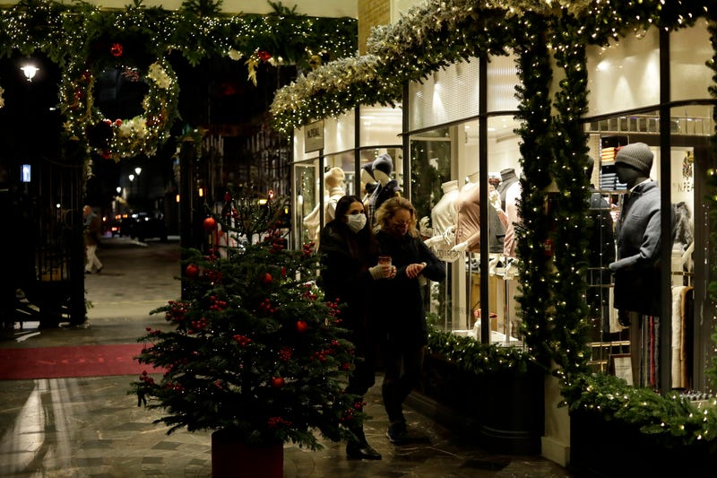 Virus Outbreak Europe Muddled Christmas