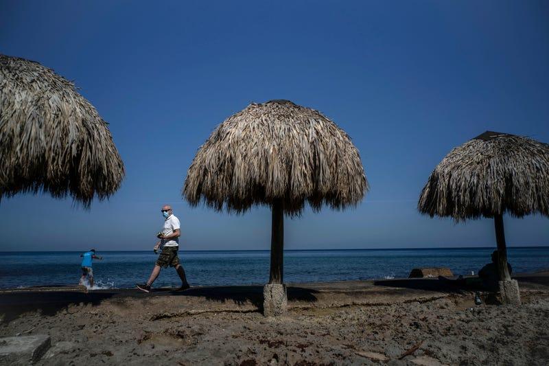 Virus Outbreak Caribbean Tourism