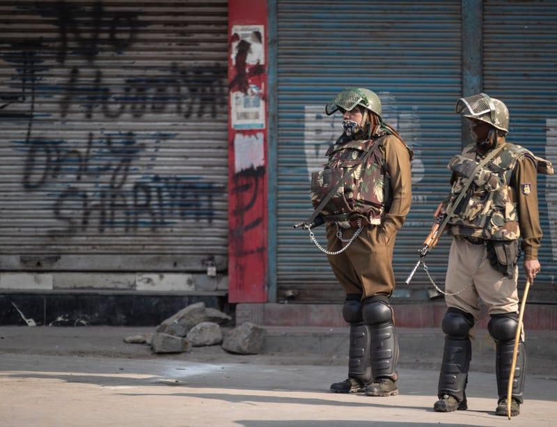 India Kashmir land laws