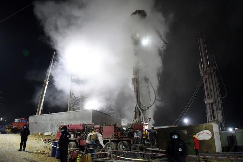 China Mine Explosion