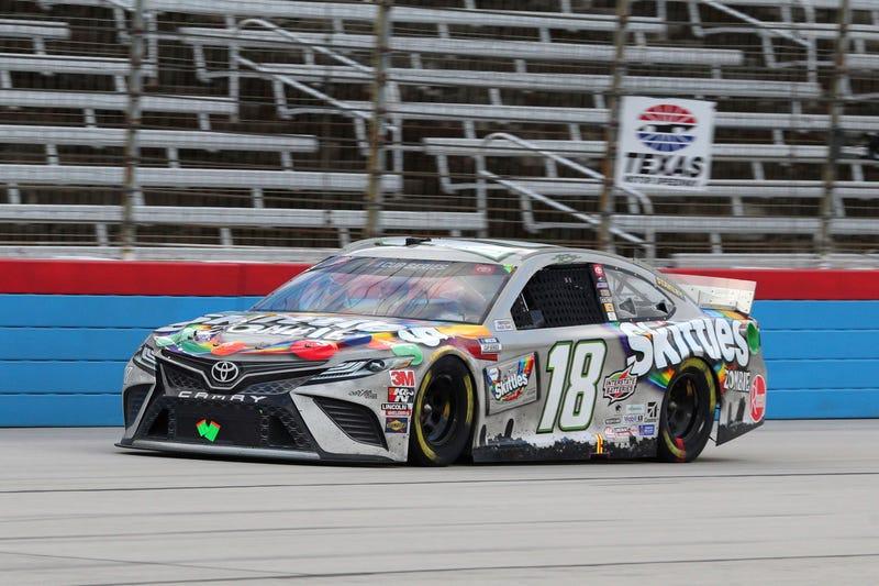 NASCAR Texas Auto Racing