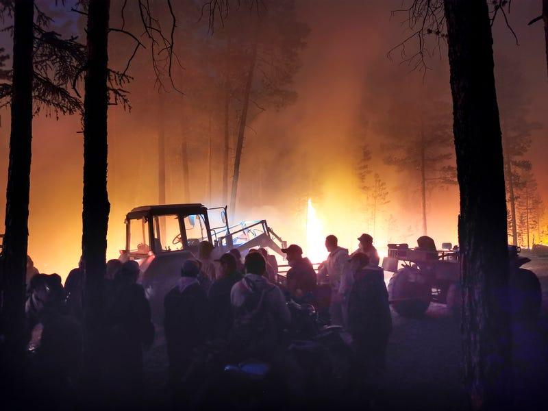 Russia Wildfires Explainer