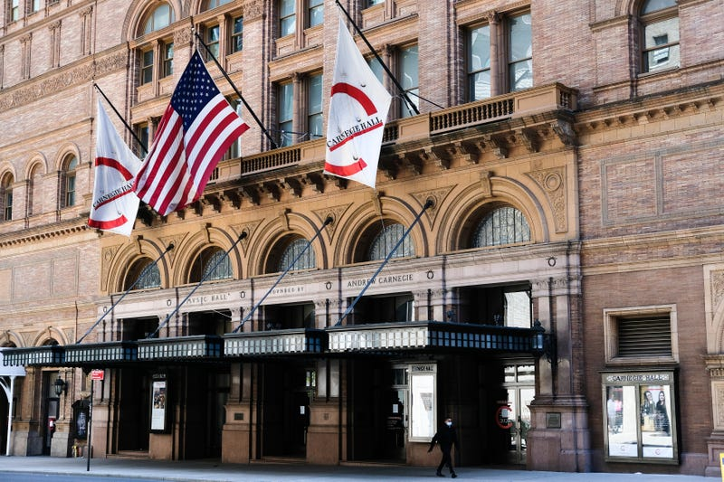 Carnegie Hall Closure