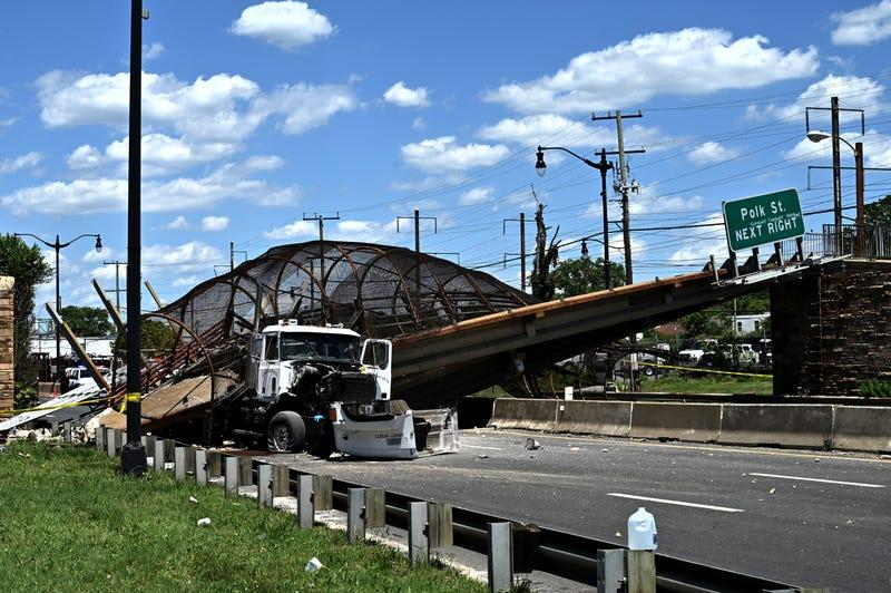 Bridge Collapse Washington