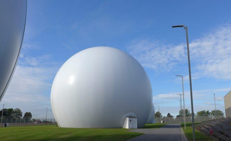 Belgium NATO Space