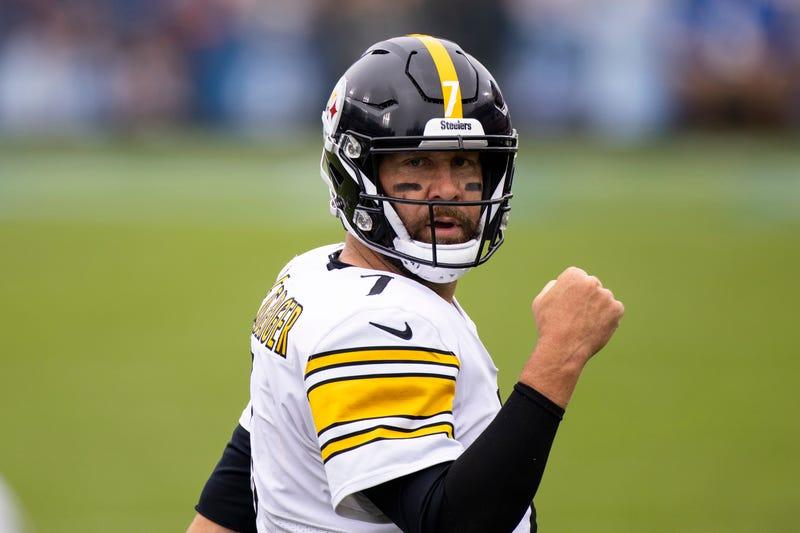 Steelers Roethlisberger Football