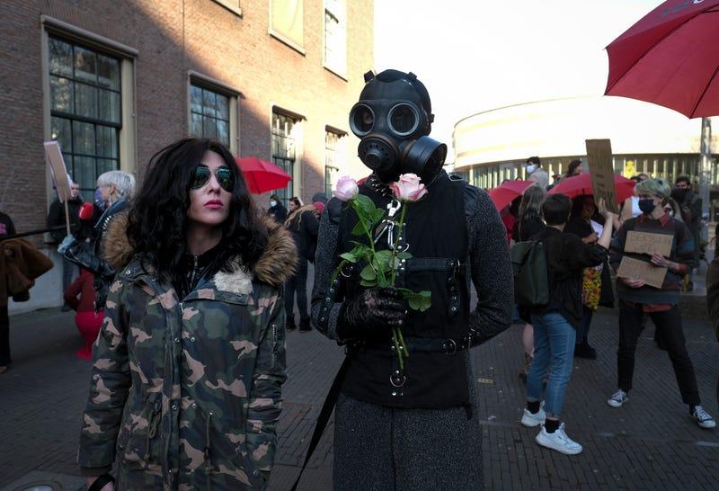 APTOPIX Virus Outbreak Netherlands