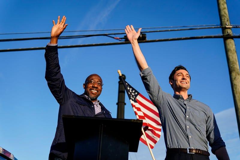 Election 2020 Georgia Faith Politics
