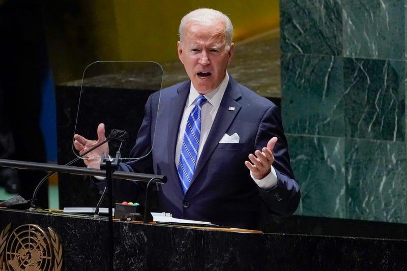 APTOPIX Biden