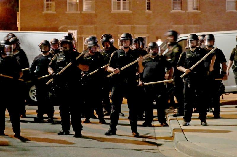 Police Shooting Wisconsin Kenosha