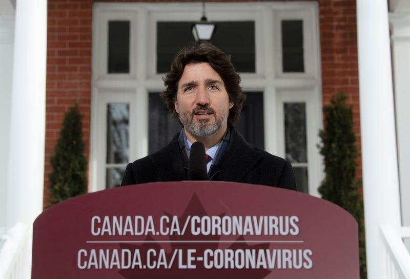 Virus Outbreak Canada