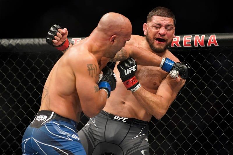 UFC 266 Mixed Martial Arts