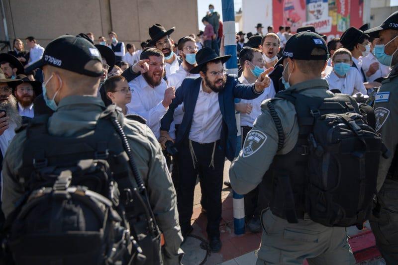 Israel Politics Ultra-Orthodox