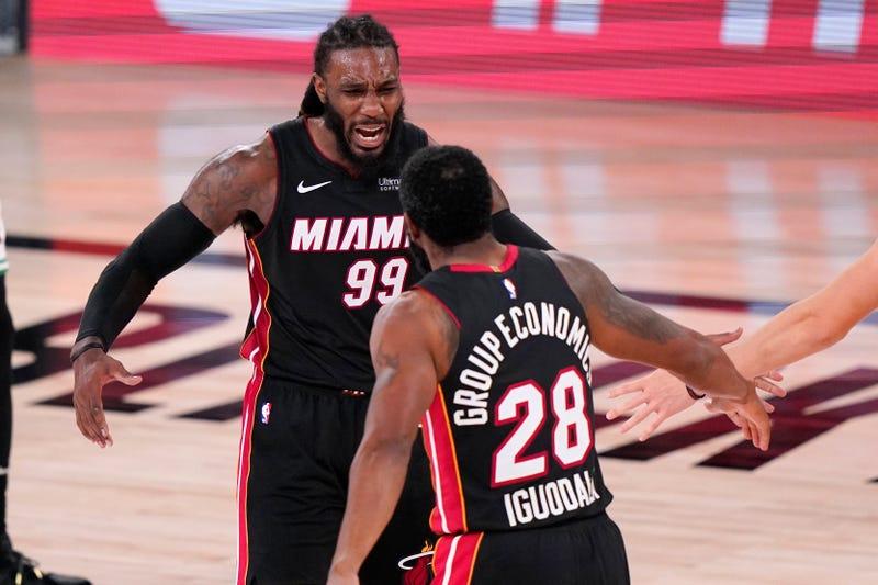 Celtics Heat Basketball