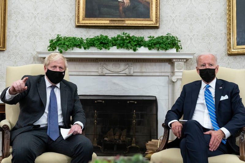US UK Biden