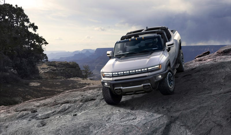 Electric Pickup Trucks