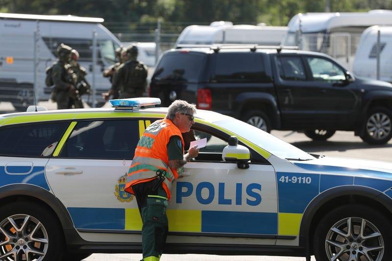 Sweden Prison Hostage