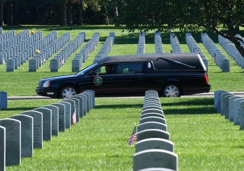 Korean War-Belated Burial