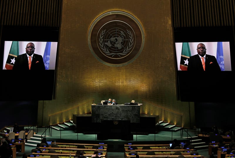 UN General Assembly Reparations