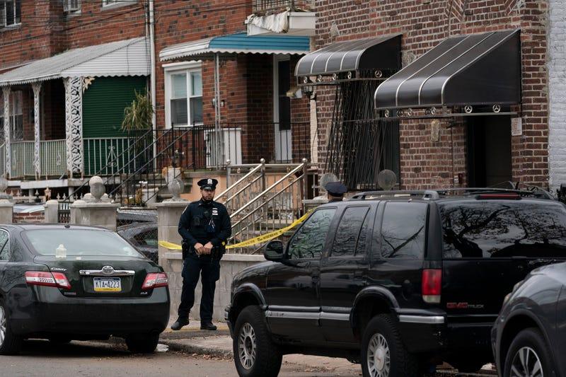Marshals Shot New York