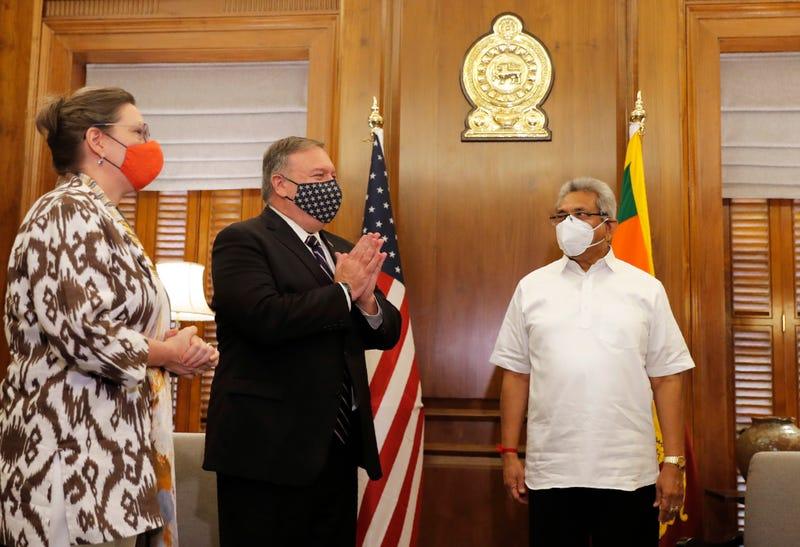 Sri Lanka US