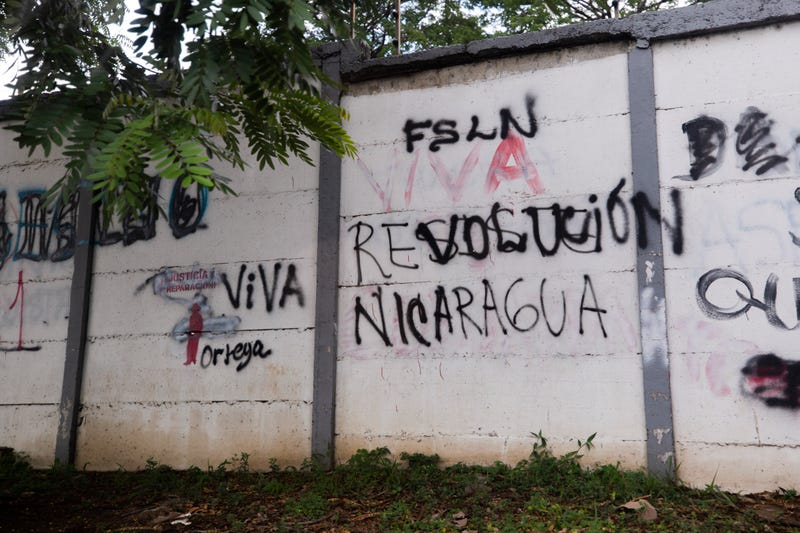 Nicaragua Political Opponents