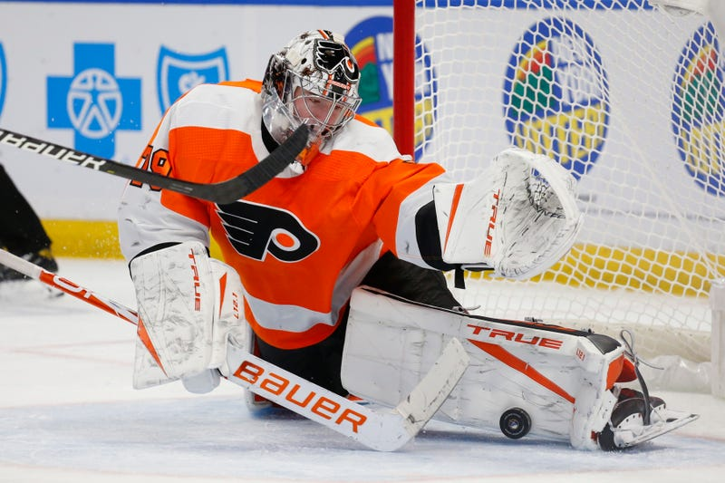 Flyers Sabres Hockey