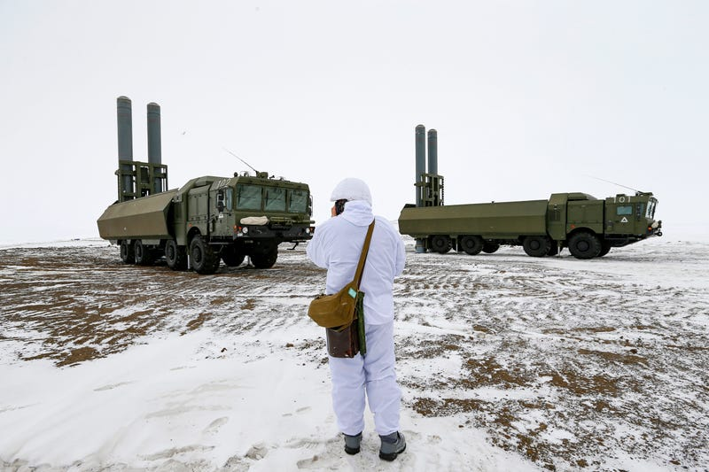 Russia Northernmost Base