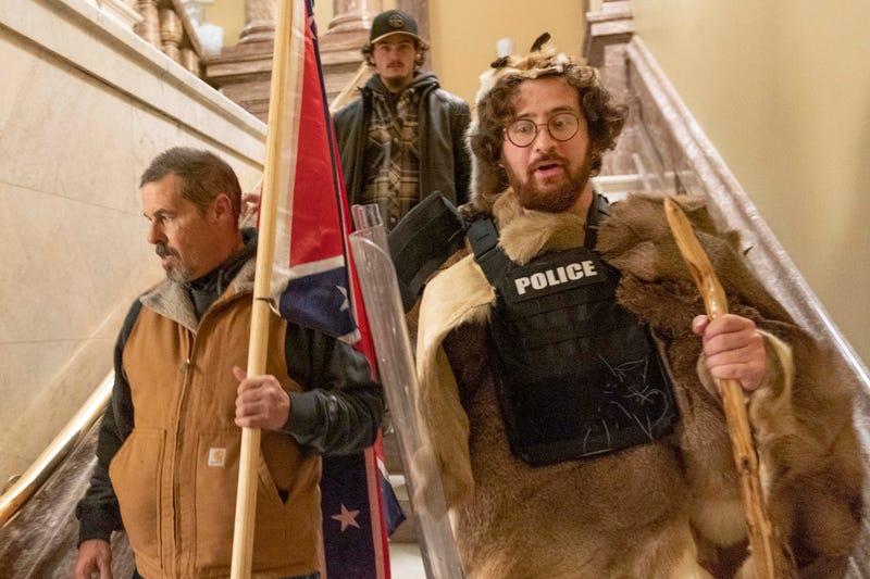 Capitol Breach Arrests