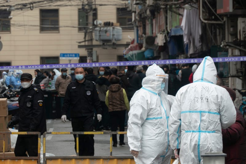 Virus Outbreak China