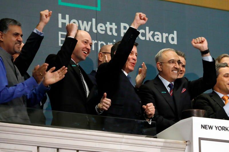 Hewlett Packard Enterprise Texas