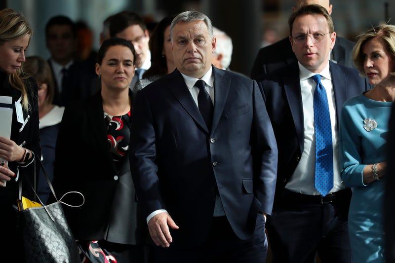 Belgium Hungary EU