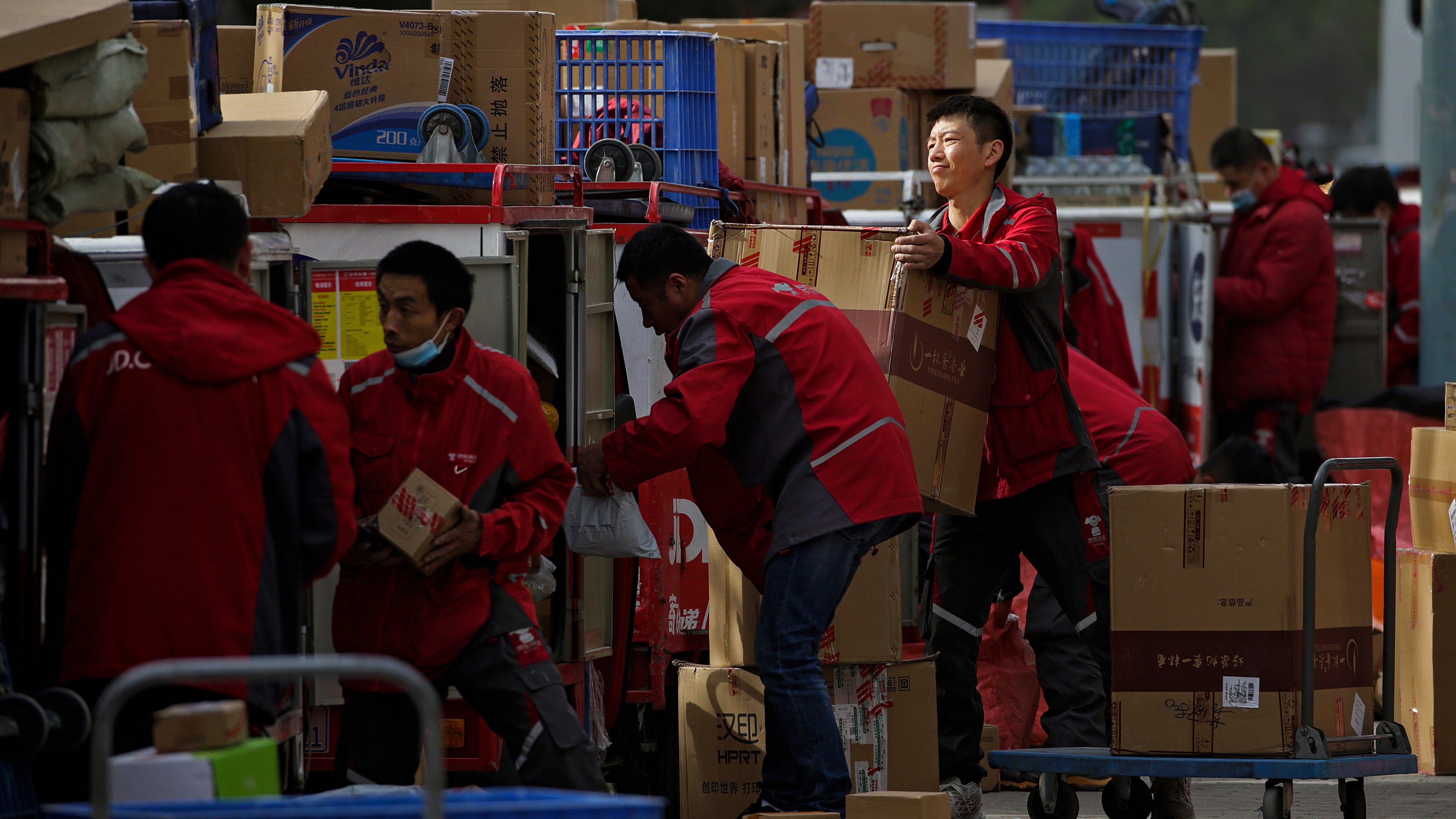 Shortages, shipping, shutdowns hit Asian factory output