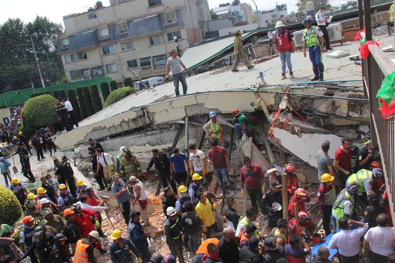 Mexico Earthquake Conviction