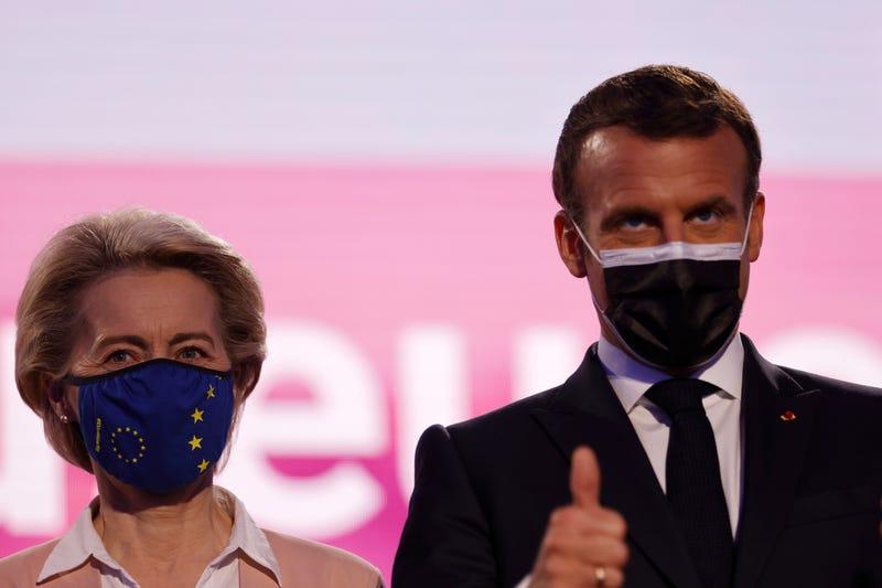 France EU Europe Day