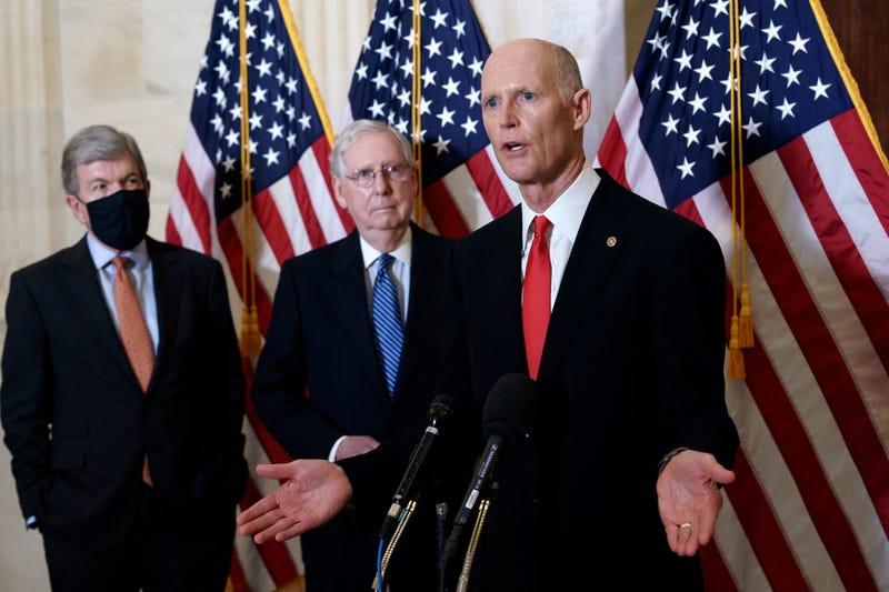 Capitol Breach GOP Fundraising