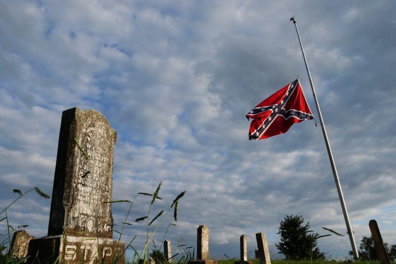 Confederate Flag Parade