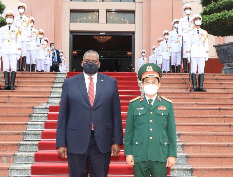 Vietnam Asia US Defense
