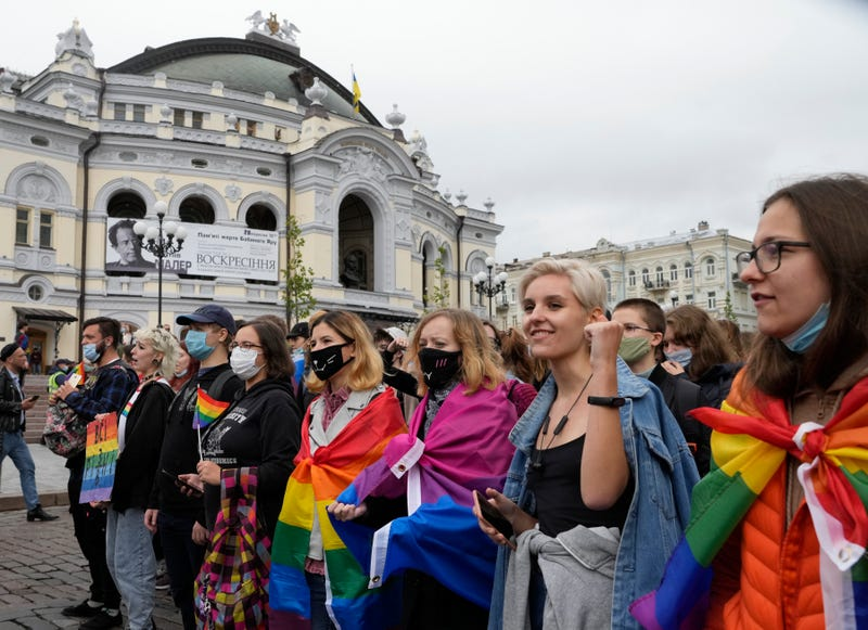 Ukraine Pride Parade
