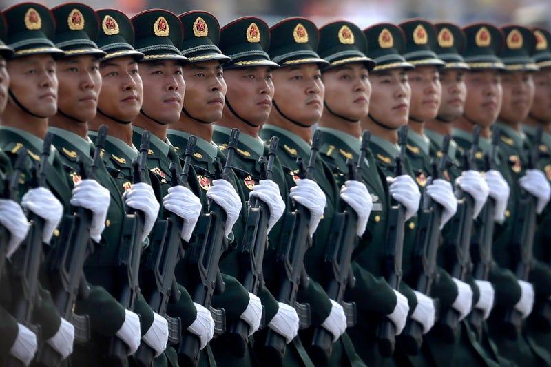 China Congress Defense Budget