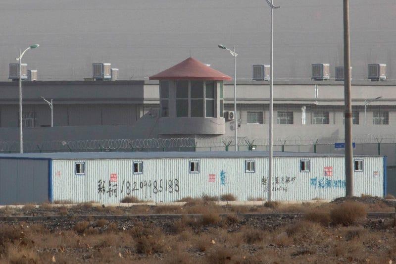 Australia Chinese Detention