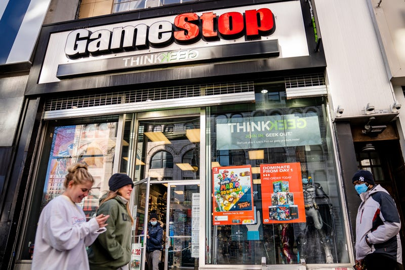 Financial Markets-GameStop