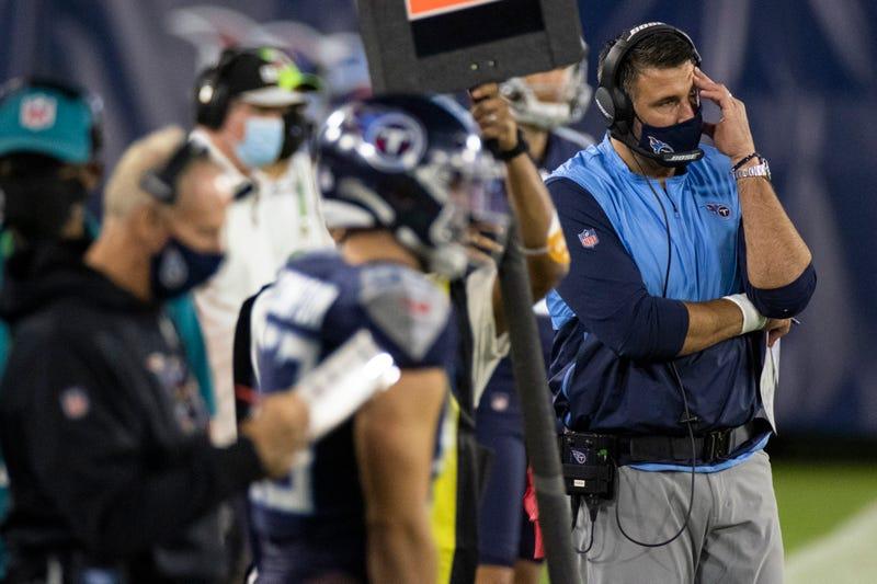 Virus Outbreak-NFL Football