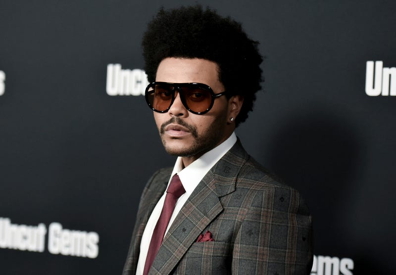 Music-Grammy Nominations-The Weeknd