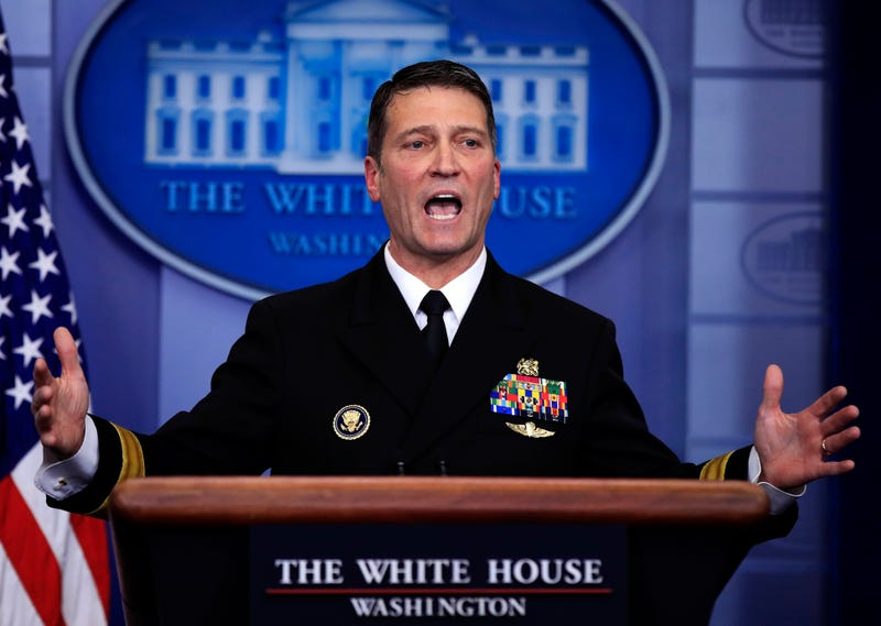 Ronny Jackson Watchdog Report