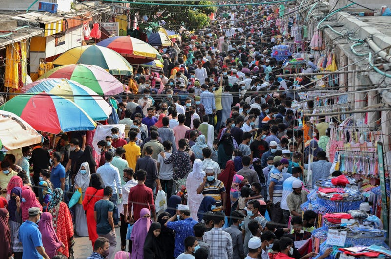 Virus Outbreak Bangladesh
