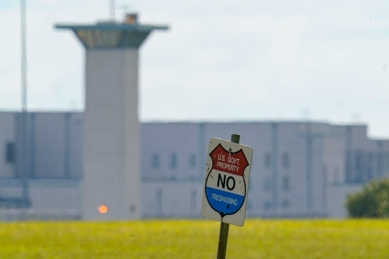 Capitol Breach Federal Prisons