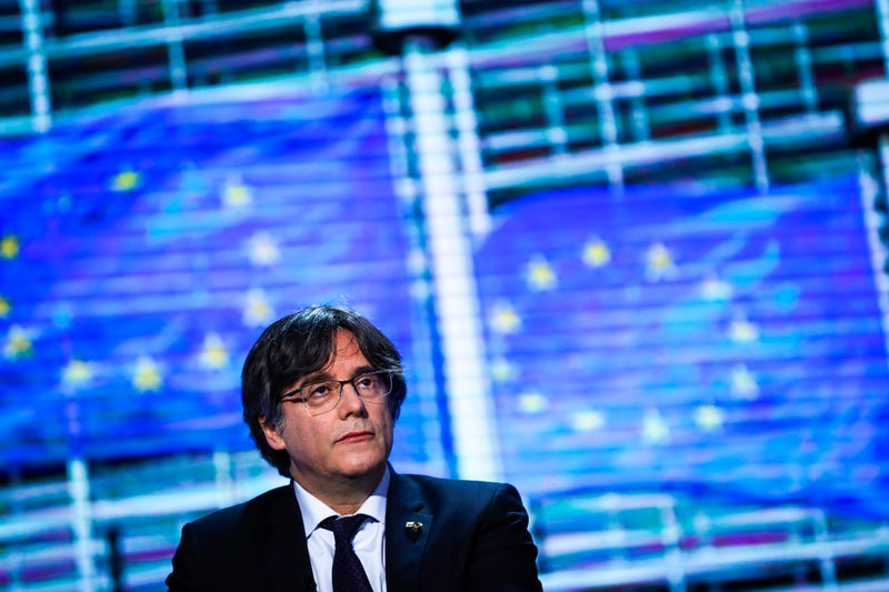 Spain Italy Puigdemont
